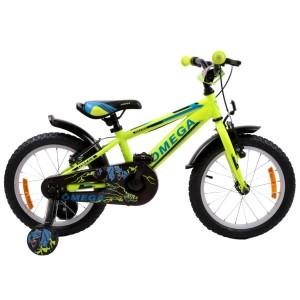 "Bicicleta Copii Omega Master 20"" 2019 Galben"