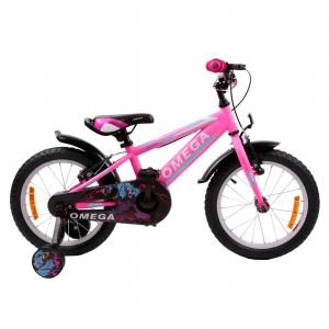 "Bicicleta Copii Omega Master 20"" 2019 Roz"