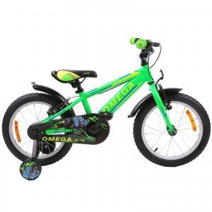 "Bicicleta Copii Omega Master 20"" 2019 Verde"