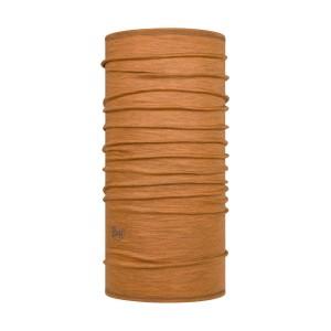 Bandana Tubulara Multisport Unisex Buff Merino Wool Lightweight Neckwear Mustar
