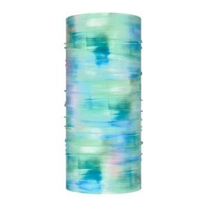 Neck Tube Multisport Unisex Buff Coolnet Uv+ Marbled Turquoise Turcoaz