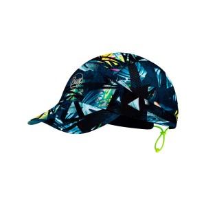 Sapca Alergare Unisex Buff Reflective Pack Run Cap Ipe Navy Multicolor