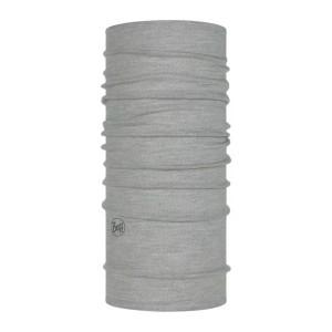Bandana Tubulara Drumetie Unisex Buff Midweight Merino Wool Birch Melange