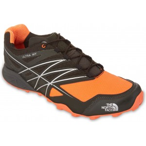 Incaltaminte alergare The North Face M Ultra Mt Portocaliu