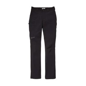 Pantaloni Softshell Drumetie Femei Marmot Scree Pant Black (Negru)