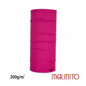 Neck Tube Merinito Merinos 200g Siclam
