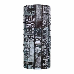 Bandana Unisex Buff New Original Lic Ng Osu Grey (Multicolor)
