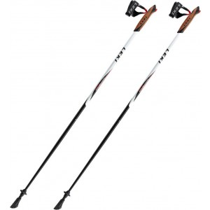 Bete Nordic Walking Leki Response Black/White