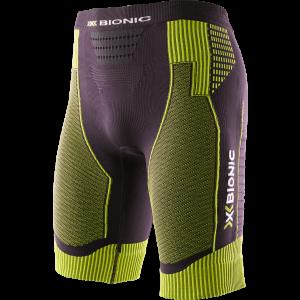 Pantaloni Scurti X-Bionic Effektor Power M Lime / Negru