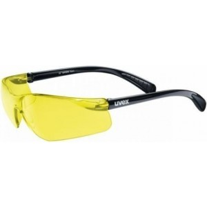 Ochelari bicicleta Uvex Flash Black- Yellow