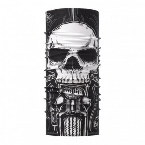 Neck Tube Buff New Original Adulti Skull Rider Multi