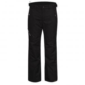 Pantaloni Hiking Barbati Ice Peak Johnny Negru