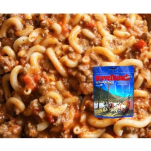 Aliment Travellunch gulas din carne de vita cu paste