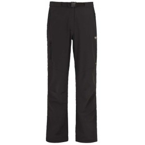 Pantaloni Softshell Femei Hiking Trespass Picture Negru