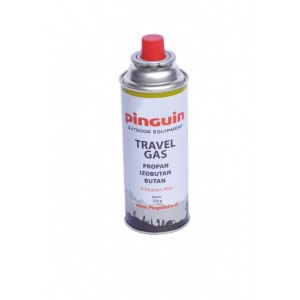 Butelie Pinguin Travel Gas 220