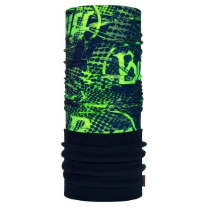 Bandana Unisex Buff New Polar Havoc Blue (Multicolor)