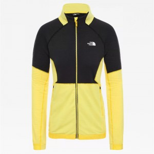Polar Drumetie Femei The North Face Impendor New Midlayer Tnf Black/Vibra (Negru)