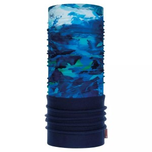 Bandana Tubulara Drumetie Copii Buff New Polar Junior High Mountain Blue