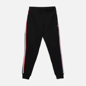 Pantaloni Barbati Rossignol Stripes Sweat Pant Black (Negru)