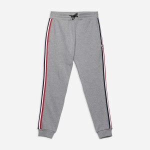 Pantaloni Barbati Rossignol Stripes Sweat Pant Heather Grey (Gri)