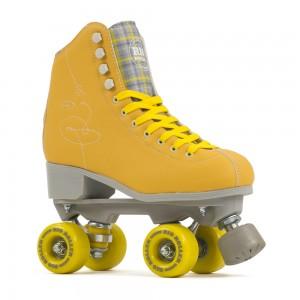 Patine cu rotile Rio Roller Signature Yellow (Galben)