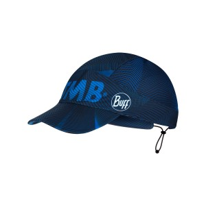 Sapca Unisex Buff Pack Run Cap Utmb 2020 (Multicolor)