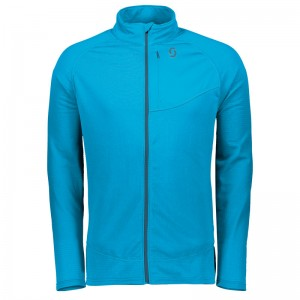 Bluza Midlayer Scott Defined Polar M Bleu