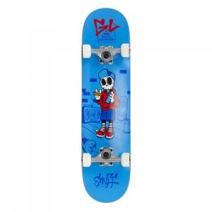 Skateboard Copii Enuff Skully Mini 29.5x7.25 inch Albastru
