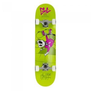 Skateboard Copii Enuff Skully Mini 29.5x7.25 inch Verde