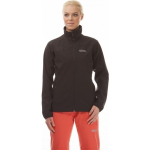 Geaca Nordblanc Trust Ladie's Membrane Light Softshell 3LL 4x4 Stretch Negru