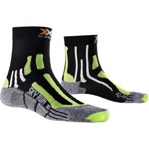 Sosete alergare X-Socks Sky Run M Negre