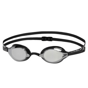 Ochelari inot Unisex Speedo Fastskin Speedsocket 2 Mirror Negru / Argintiu