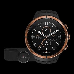 Ceas Multisport Suunto Spartan Ultra Copper HR Special Edition Negru