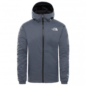 Geaca Barbati Hiking The North Face Quest Insulated Gri