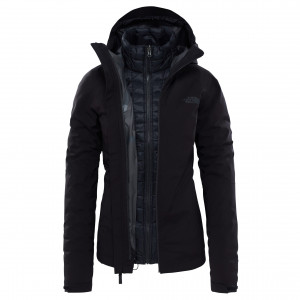 Geaca Femei Hiking The North Face Thermoball Triclimate Negru
