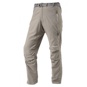 Pantaloni Hiking Montane Terra Pack M Gri Deschis