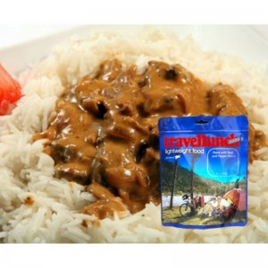 Aliment Travellunch Stroganoff de vita