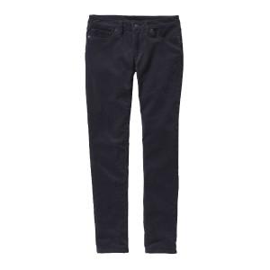 Jeans Femei Patagonia Fitted Corduroy Pants Smolder Blue  (Bleumarin)