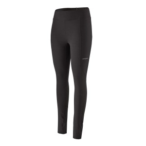 Colanti Alergare Femei Patagonia Endless Run Tights Black (Negru)