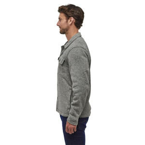 Camasa Polar Barbati Patagonia Better Sweater Shirt Stonewash  (Gri)
