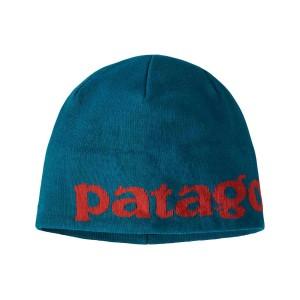 Caciula Patagonia Beanie Hat Crater Blue (Bleu)