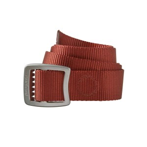 Curea Patagonia Tech Web Belt Barn Red (Caramiziu)