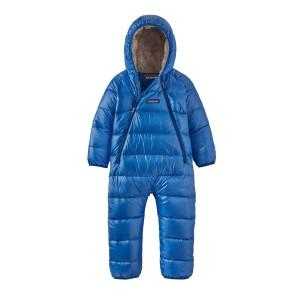 Combinezon Copii Patagonia Infant Hi-Loft Down Sweater Bunting Bayou Blue (Albastru)