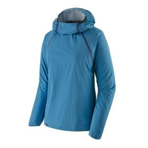 Geaca Alergare Femei Patagonia Storm Racer Jacket Albastru
