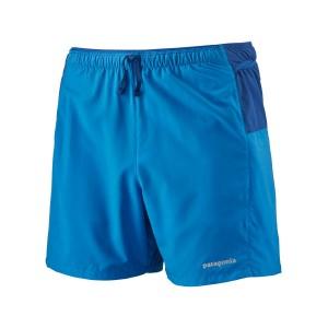 Pantaloni Scurti Alergare Barbati Patagonia Strider Pro Shorts - 5 in. Albastru