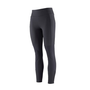 Colanti Drumetie Femei Patagonia Pack Out Hike Tights Negru