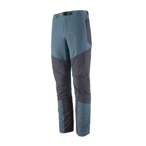 Pantaloni Drumetie Barbati Patagonia Altvia Alpine Pants Gri
