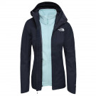 Geaca Drumetie Femei The North Face Quest Triclimate Urban Navy/Wind (Bleumarin)