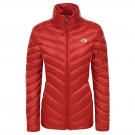 Geaca Puf Drumetie Femei The North Face Trevail Jkt Cardinal Red (Rosu)