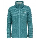 Geaca The North Face Thermoball Full Zip W Verde